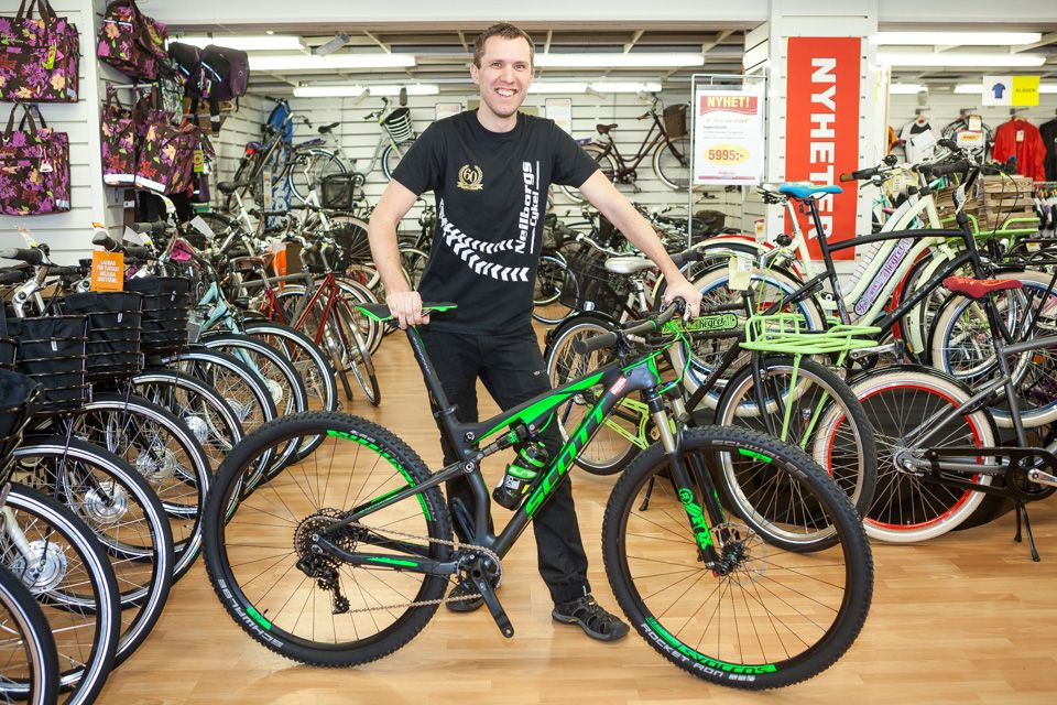Serva din cykel innan säsongskiftet!